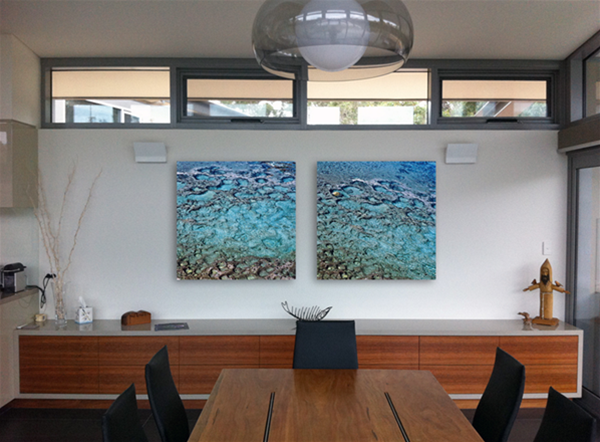 Aqua Reef 1&2, Shark Bay, Western Australia