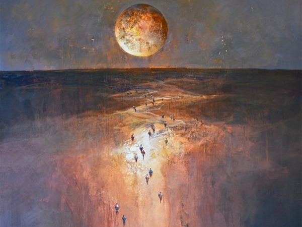 Mel Brigg, Moon Passage