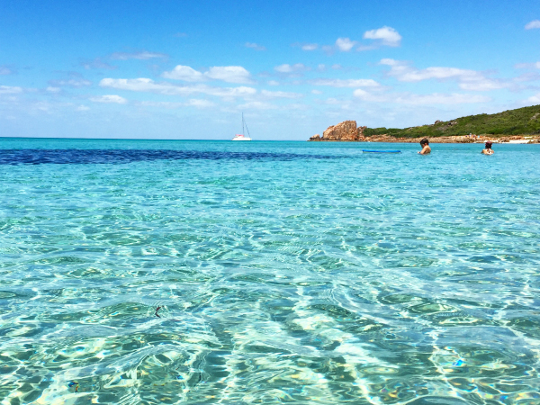 Relax and unwind on a pristine beach
