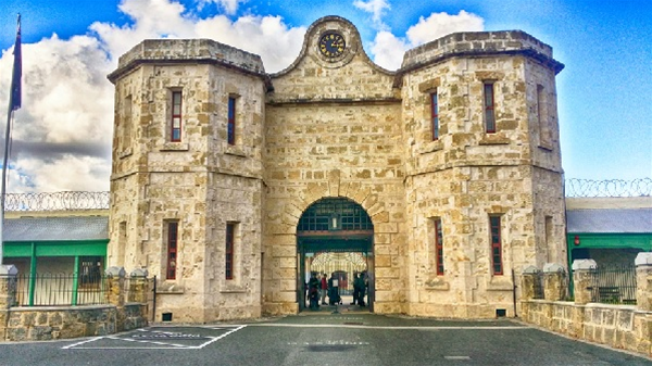Fremantle Prison, The Terrace, Western Australia