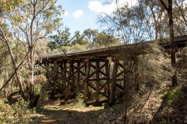 Tullis Bridge Walk Trail Boddington