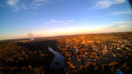 Boddington Town Aerial View
