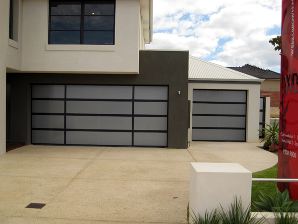 Danmar Garage Doors Contemporary Designs Western Australia