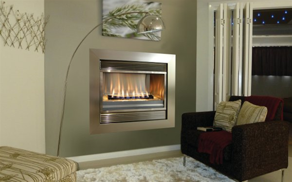 Lopi linear 564 direct vent gas fire