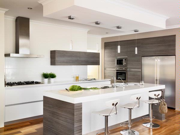 The maker designer kitchens 2009 bassendean residential for Modern kitchen designs 2009