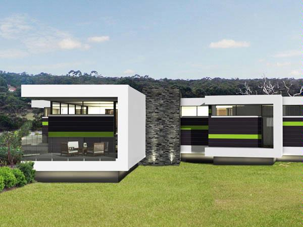 Concept building design green pod east perth residential for Adams cabinets perth
