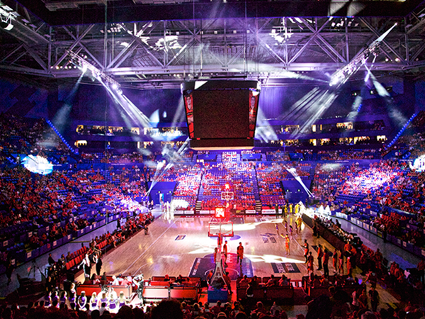 NBL Perth Wildcats at Perth Arena - Event Production