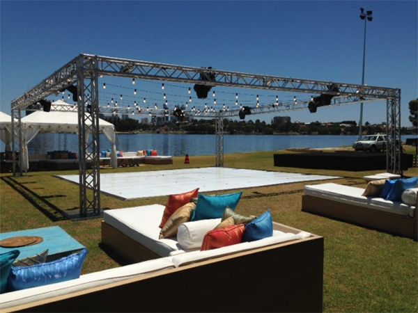 Burswood on Swan - AV Equipment  & Event Production