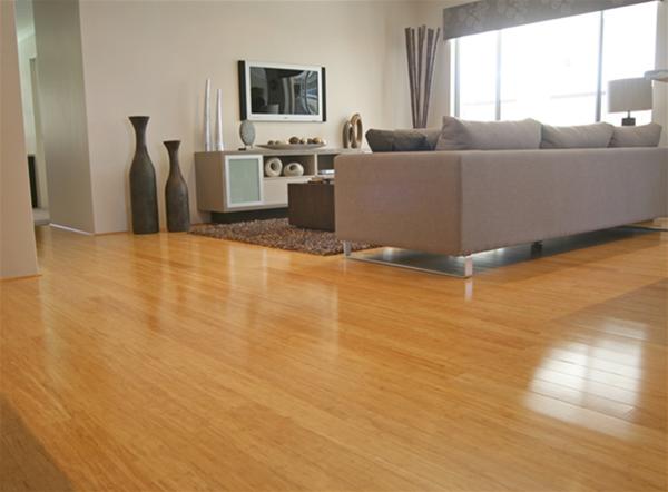 Caramel Bamwood Bamboo Flooring