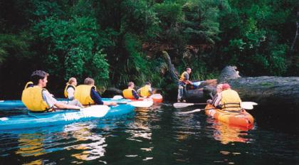 Cascade Lakes Canoeing — Wanderlust Tours