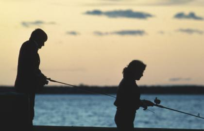 Fishing on Rottnest Island