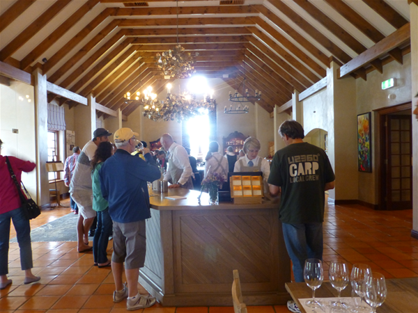 Wine Tasting at Voyager Estate - Margaret River Luxury Wine Tour from Perth