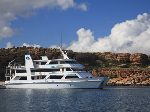 Magnificent views of the Kimberley Coast with Aurora Expeditions