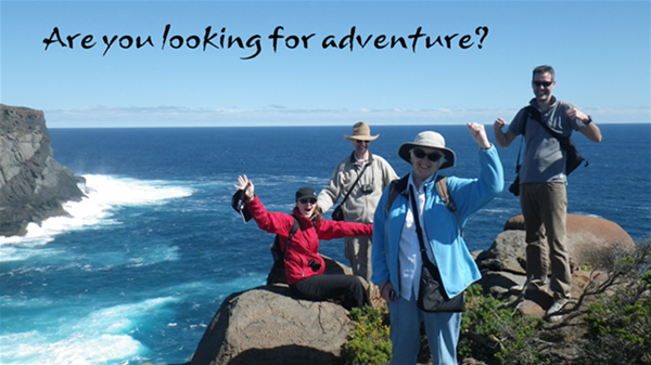 Are you looking for adventure