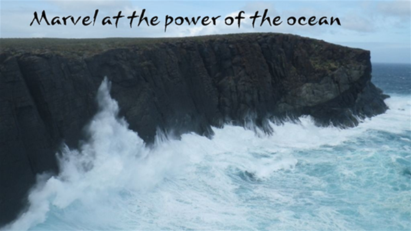 Power of the ocean
