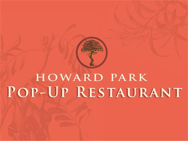 Howard Park Pop-Up Restaurant - January 2016