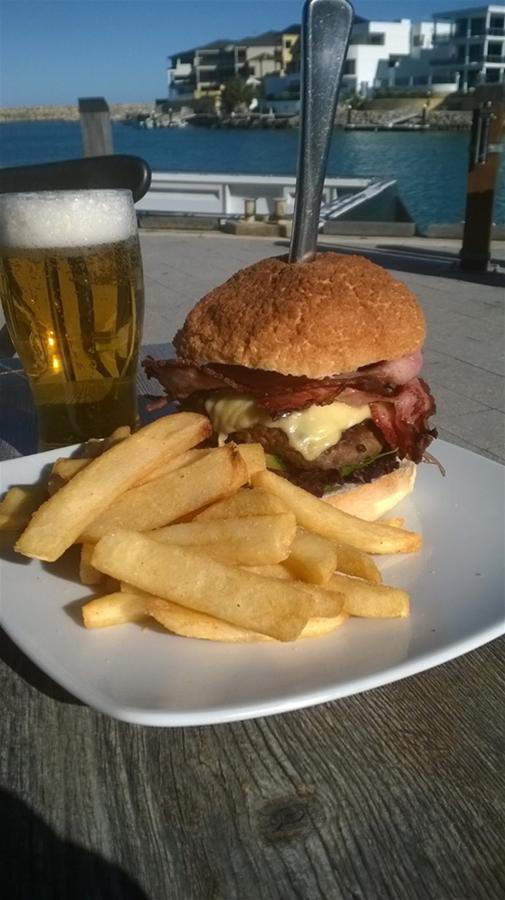 Union Wagyu Beef Burger