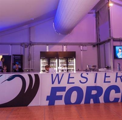 West Marquee Function Room | nib Stadium