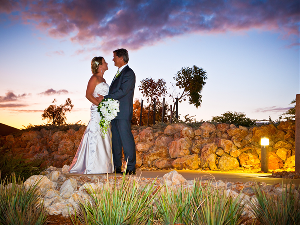 Weddings @ Mantarays Ningaloo Beach Resort