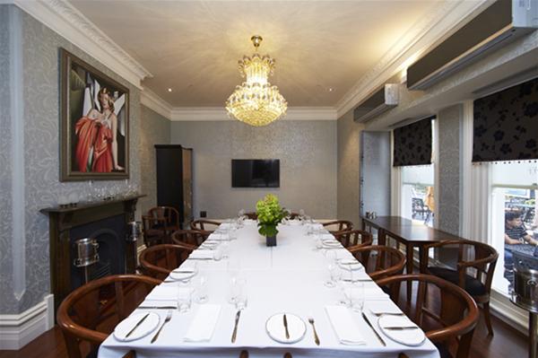 McAlpine Dining Room
