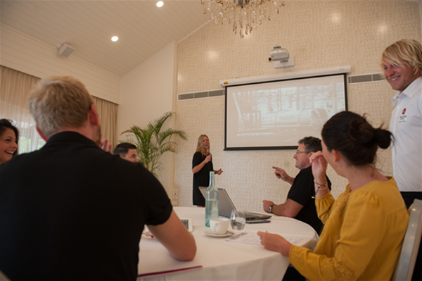 Corporate Conference at Aravina Estate