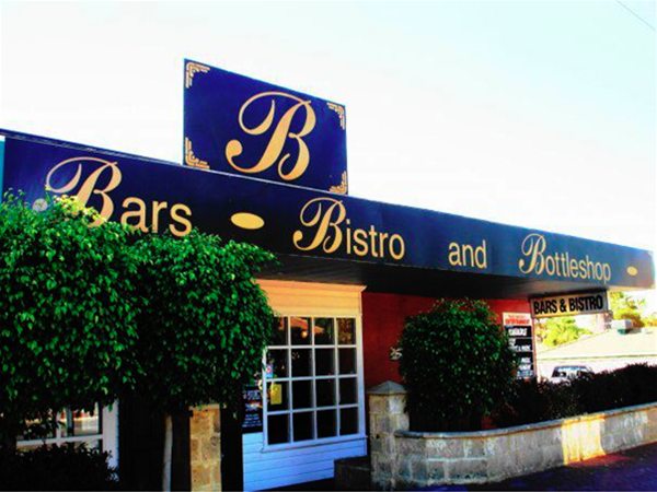 Belvideres Bar