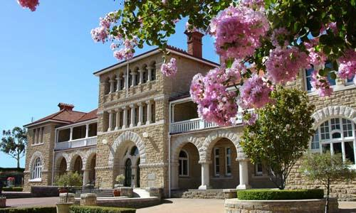 The Perth Mint Historic Building