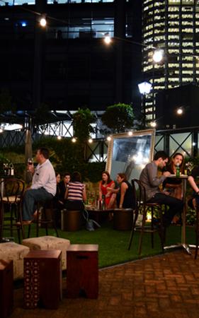 Bishops Garden Lounge