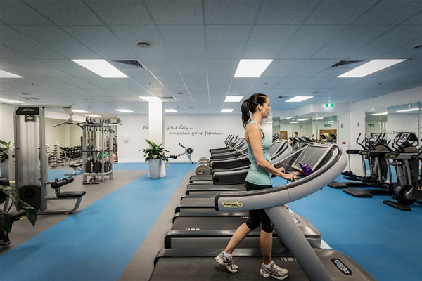 Pan Pacific Perth Fitness Centre