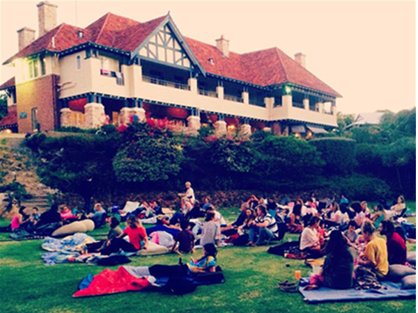 Summer Outdoor Cinema