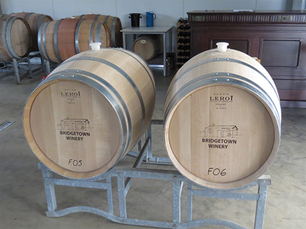 New French Oak Barrels