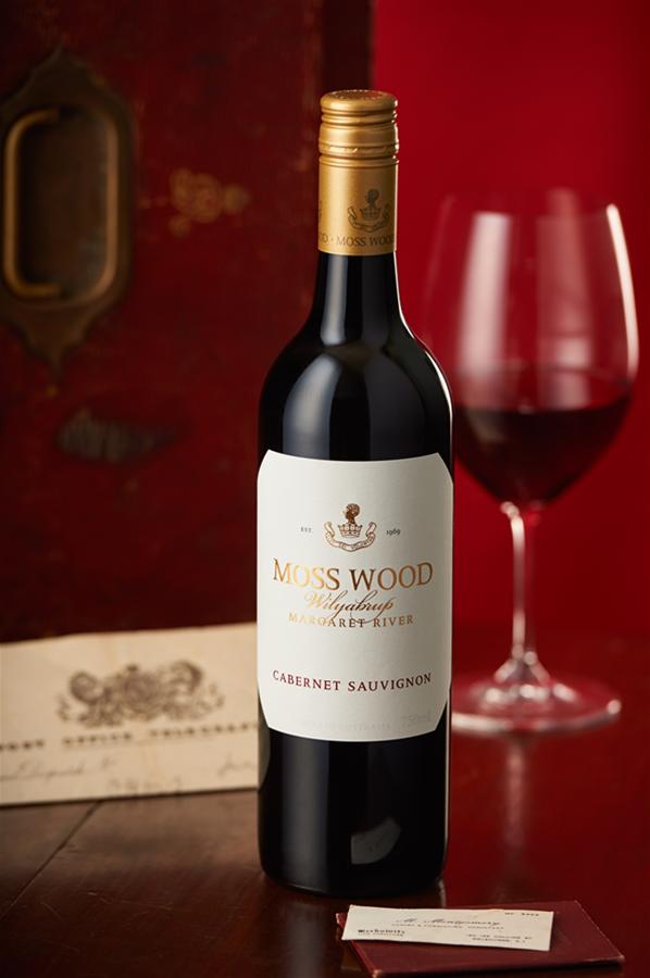 """Moss Wood Cabernet Sauvignon - """"Exceptional"""" Langton"""