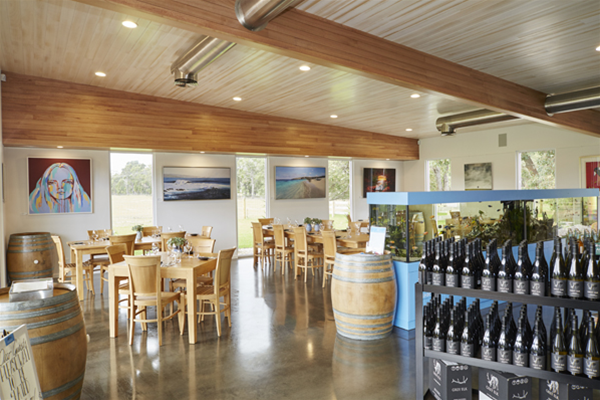 Fishbone Cellar Door and Restaurant