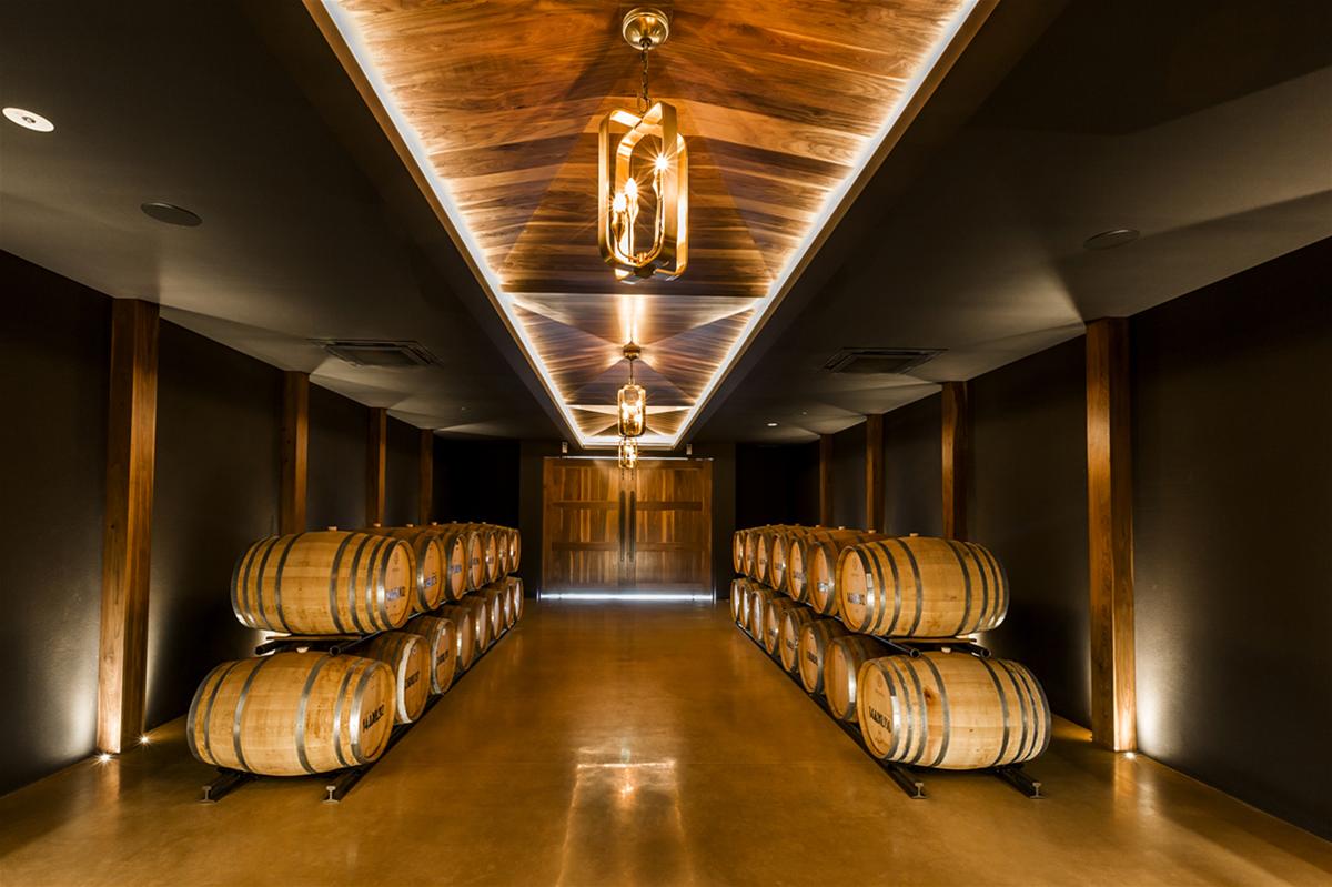 Cellar Door Barrel Room