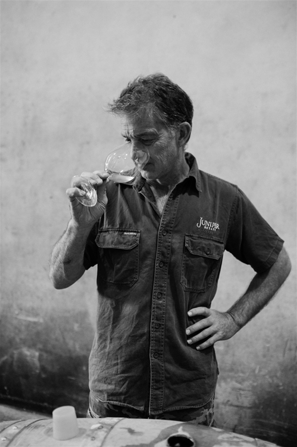 Chief Winemaker Mark Messenger